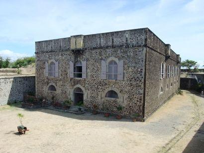 Le fort Napoleon