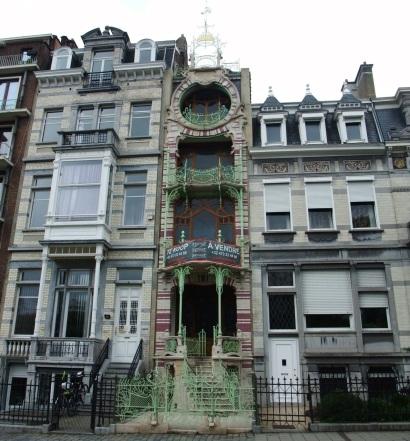 Te koop : la maison la plus originale est à vendre