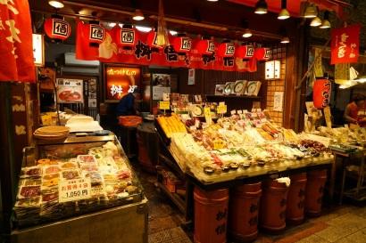 Nishiki market 03