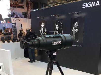 Sigma présente un modèle très discret, parfait pour la