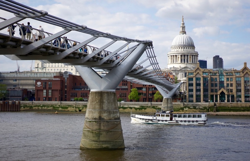 Millenium Bridge_20160515